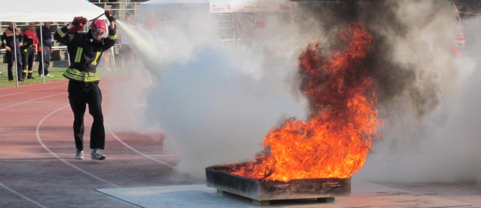Feuerwehrstafette